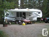 For sale 2008 Komfort 263 FS Fifth Wheel Length 29.9 ?