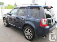 Super Land Rover LR2 HSE 2008 93000km / EXT. bleu INT. for sale  Quebec