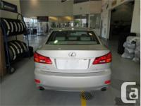 Make Lexus Model IS Year 2008 Colour Silver kms 114260