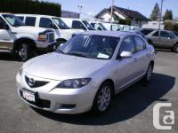 Make Mazda Model Mazda3 Year 2008 Colour Silver kms