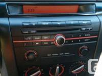 Make Mazda Model Mazda3 Year 2008 Colour Grey kms