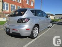 Make Mazda Model 3 Year 2008 Colour Silver kms 146000