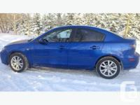 This Mazda 3 GS is a reliable and fun to drive car that