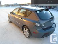 Make Mazda Model 3 Year 2008 Colour gREY kms 76900