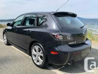 2008 Mazda 3 GT Hatchback -2.3L L4 DOHC 16-valve