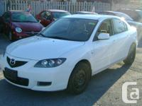 Make. Mazda. Design. 3. Year. 2008. Colour. White.