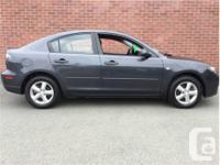 Make Mazda Model 3 Year 2008 Colour Grey kms 202123
