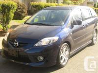 Make Mazda Model 5 Colour blue kms 71 ! ! ! ONLY 71KM