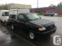 Bodystyle: regular cab pick-up with camper Engine: 2.3