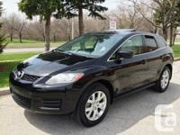 2008 Mazda CX-7, automatic, sunroof, low 125000 km,