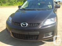 Make Mazda Model CX-7 Year 2008 Colour Black kms