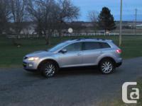 Make. Mazda. Model. CX-9. Year. 2008. Colour. Silver.