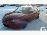 2008 Mazda 3 GS Like new condition, beautiful copper