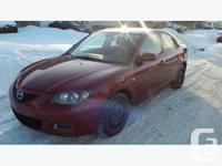 2008 Mazda 3 GS Like new condition, beautiful copper