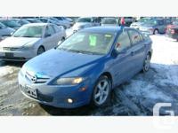 2008 Mazda 6 , Automatic , Auto Starter ,Power Windows