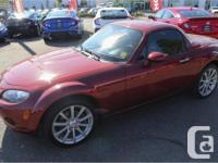 Make Mazda Model MX-5 Year 2008 Colour Red kms 141150