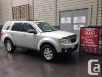 Make Mazda Model Tribute Year 2008 Trans Automatic kms