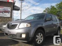Make Mazda Model Tribute SUV Year 2008 Colour GREY kms