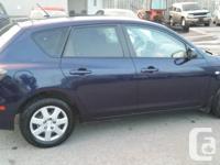 Make Mazda Model MAZDA3 Year 2008 Colour Blue kms