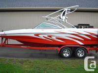 2008 MB F23 TomCat 23' Surf Boat  2008 MB F23 TomCat