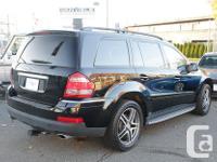 Make Mercedes-Benz Model GL450 Year 2008 Colour Black