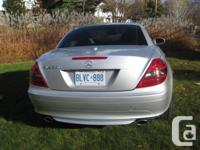 2008 Mercedes Benz SLK280, 33000 miles (bought from the