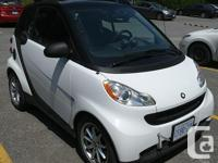 Make Smart Model Forfour Year 2008 Colour White kms