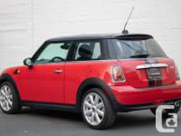 Make Mini Model Cooper Year 2008 Colour Red kms 139000