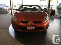 Make Mitsubishi Model Eclipse Year 2008 Colour Orange