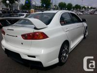 Make Mitsubishi Model Lancer Evolution Year 2008