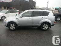 Make Mitsubishi Model Outlander Year 2008 Colour Grey
