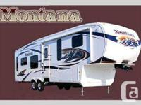 2008 Keystone Montana-- 10th Anniversary Addition.