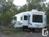 2008 Montana Fifth Wheel -'10th Anniversary Limited