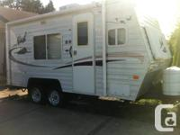 i have a mint condition 2008 nash 17c trailer *** MINI