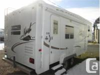 Price: $16,900 well look after mid sized fifth wheel ,