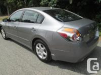 Make Nissan Model Altima Year 2008 Colour grey Trans