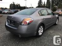 Make Nissan Model Altima Year 2008 Colour Grey kms