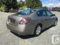 Make Nissan Model Altima Year 2008 Colour Brown kms