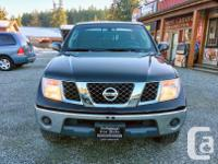 Make Nissan Model Frontier Year 2008 Colour Black kms