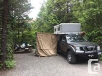 2008 Nissan Frontier and Four Wheel Camper Package SE