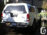 Make Nissan Model Frontier Year 2008 Colour White kms