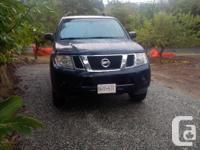 Make Nissan Model Pathfinder Year 2008 Colour Blue kms