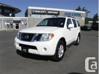 Make Nissan Model Pathfinder Year 2008 Colour White