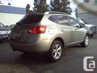 2008 NISSAN ROUGE SL AWD LEATHER-MADE SUNROOF 95,000