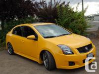 Make. Nissan. Version. Sentra. Year. 2008. Colour.