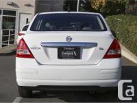 Make Nissan Model Versa Year 2008 Colour White kms