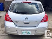 Make Nissan Model Versa Hatchback Year 2008 Colour