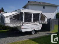 2008 Palomino Pony 280 tent trailer, very good