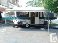 2008 Palomino Real Lite 1201 It is in great condition