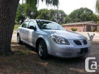 Make Pontiac Model G5 Colour Silver Trans Automatic